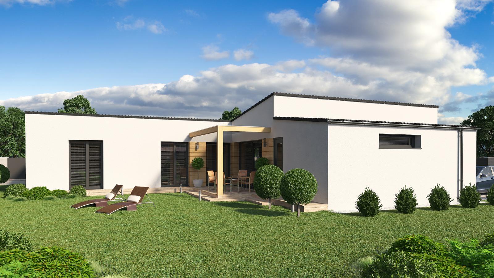 Ďalšie ukážky návrhov domčekov pre Vás - www.rodinny-dom.eu - Obrázok č. 8