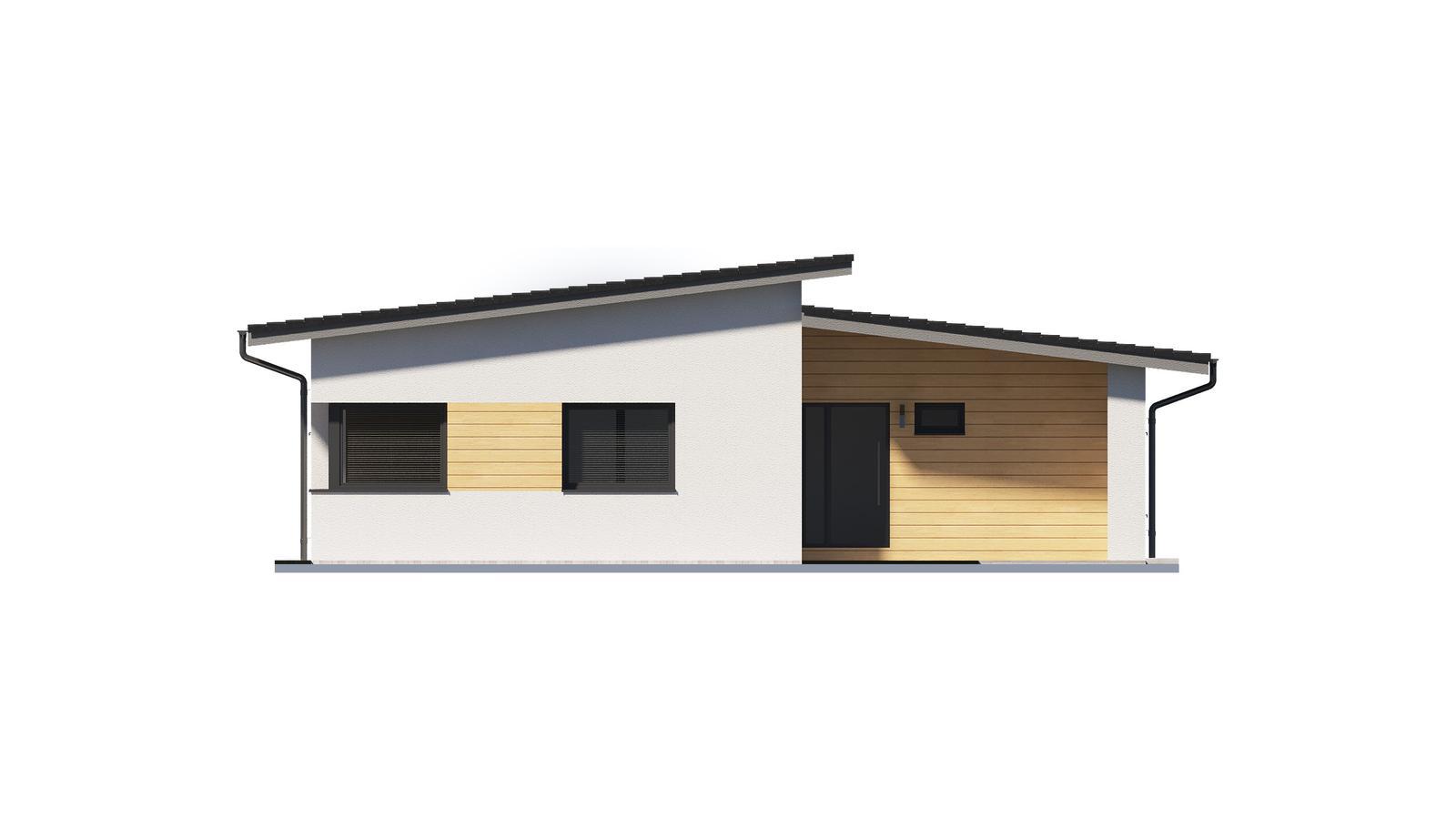 Ďalšie ukážky návrhov domčekov pre Vás - www.rodinny-dom.eu - Obrázok č. 10