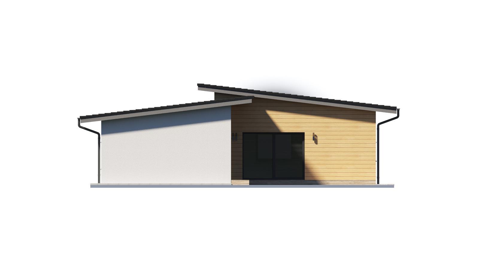Ďalšie ukážky návrhov domčekov pre Vás - www.rodinny-dom.eu - Obrázok č. 12