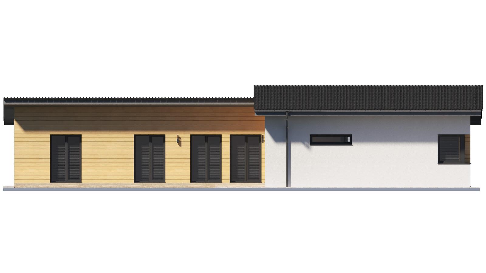 Ďalšie ukážky návrhov domčekov pre Vás - www.rodinny-dom.eu - Obrázok č. 13