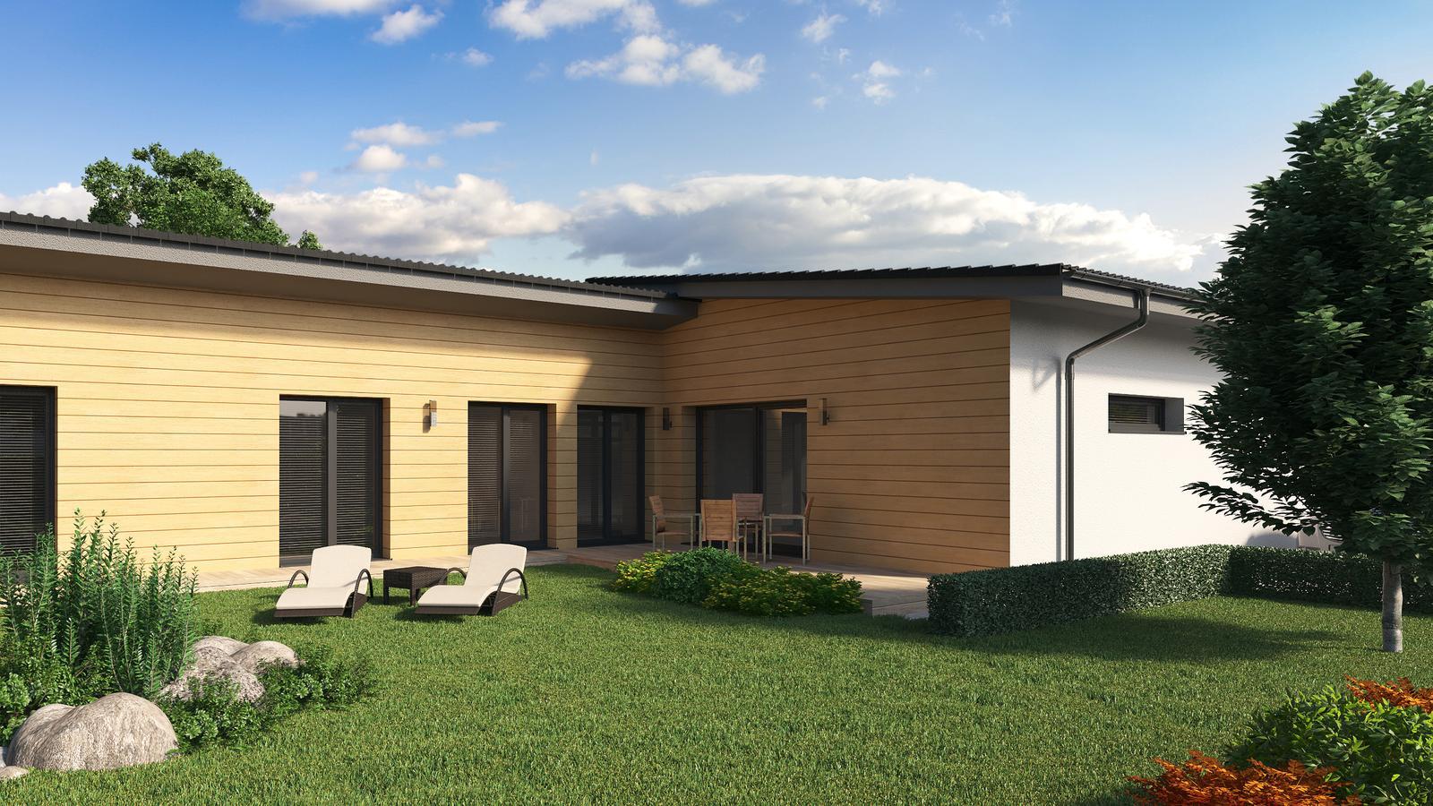 Ďalšie ukážky návrhov domčekov pre Vás - www.rodinny-dom.eu - Obrázok č. 17