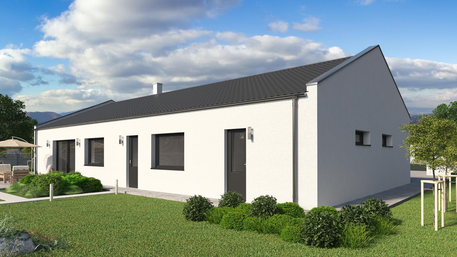 Ďalšie ukážky návrhov domčekov pre Vás - www.rodinny-dom.eu - Obrázok č. 26