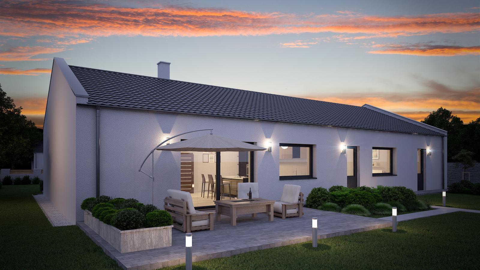 Ďalšie ukážky návrhov domčekov pre Vás - www.rodinny-dom.eu - Obrázok č. 27