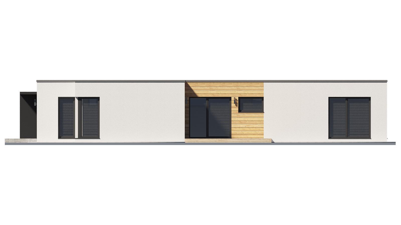Ďalšie ukážky návrhov domčekov pre Vás - www.rodinny-dom.eu - Obrázok č. 29