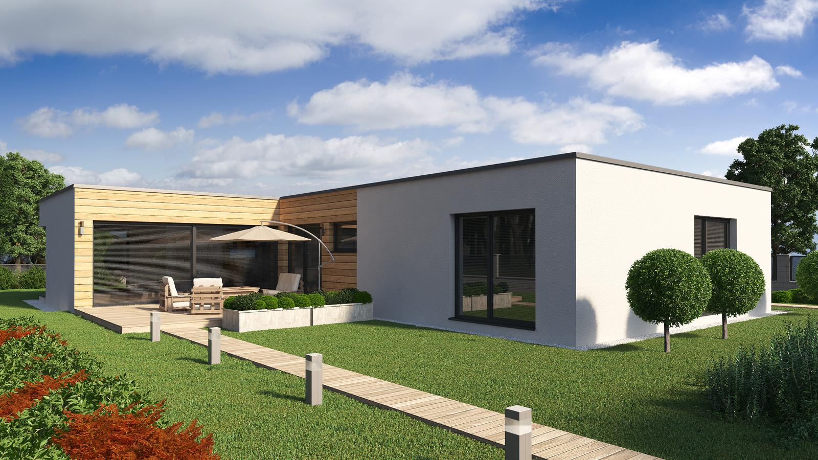 Ďalšie ukážky návrhov domčekov pre Vás - www.rodinny-dom.eu - Obrázok č. 34