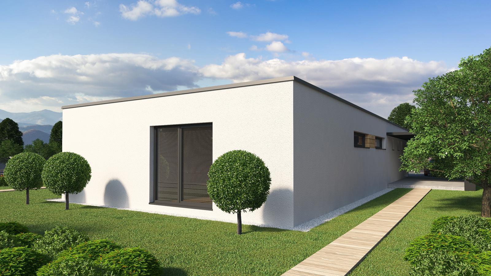 Ďalšie ukážky návrhov domčekov pre Vás - www.rodinny-dom.eu - Obrázok č. 35