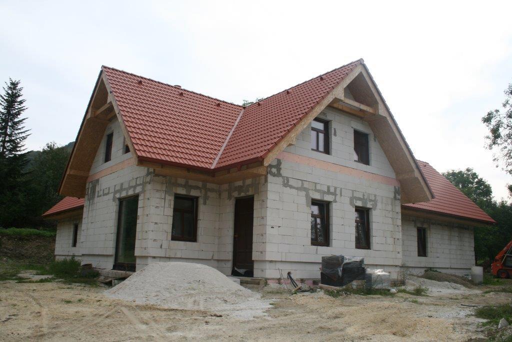 Www.rodinny-dom.eu ukážky rozrobených stavieb - Obrázok č. 13