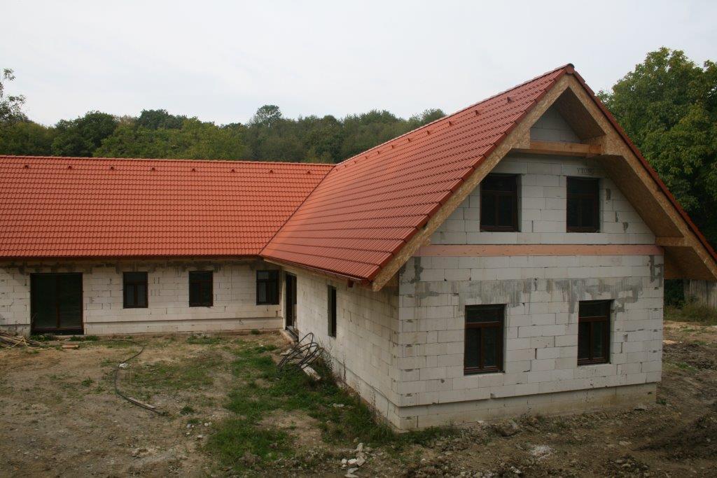 Www.rodinny-dom.eu ukážky rozrobených stavieb - Obrázok č. 14