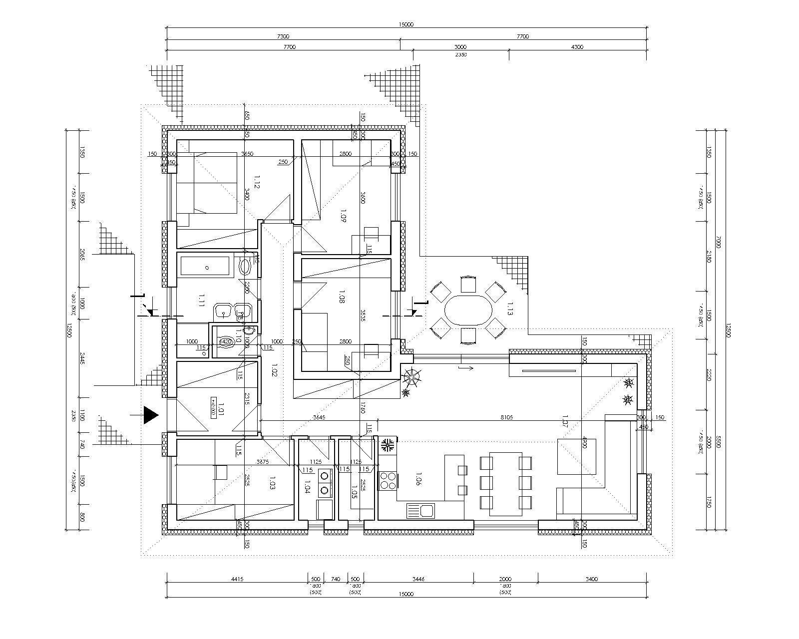 S obývačkou do dvora - Obrázok č. 1