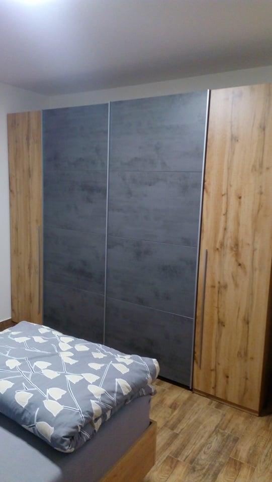 Náš vysněný domov :-) - skříň v ložnici