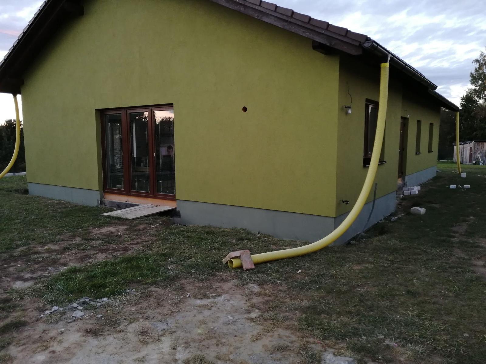 Náš vysněný domov :-) - WEBER ZE3A