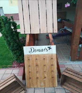 Donut stena - Obrázok č. 2