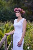 Celokrajkové svatební šaty, 34