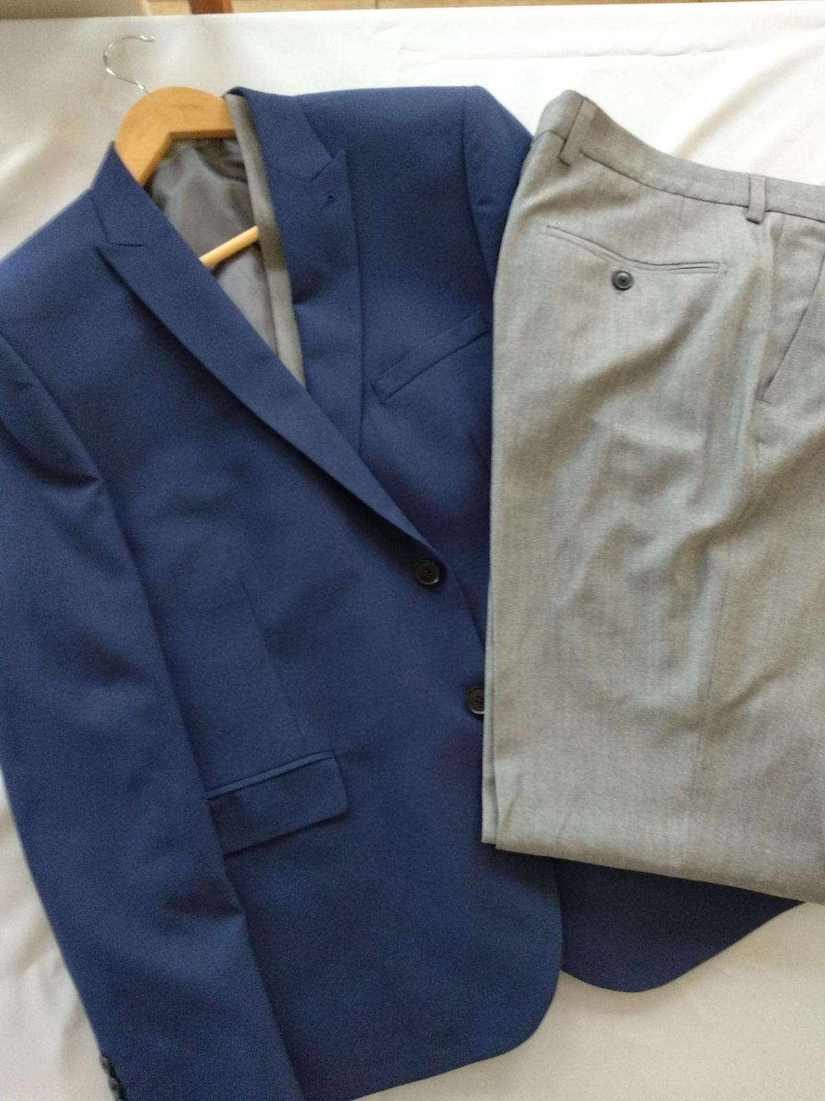 P&M prípravy - Plníme ženíchove predstavy, nohavice aj sako Next