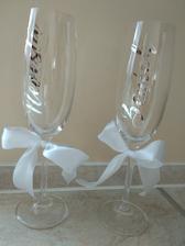 Svadobné poháre od ManufakfuraMishell