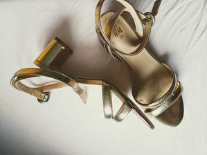 Ďalšie svadobné topánky :)