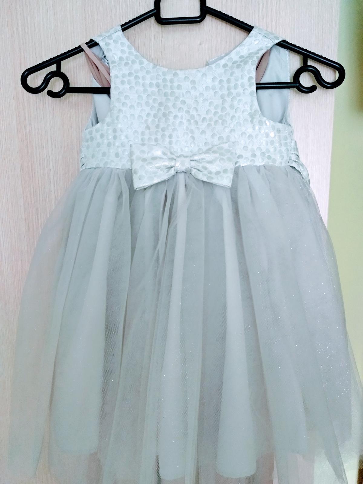 P&M prípravy - Šaty pre najmenšiu😊