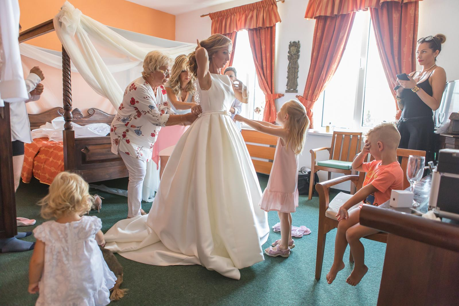 pavolpiroha - Svadobný zhon