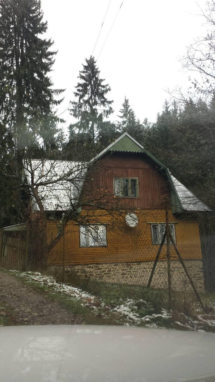 Na samote u lesa - Obrázok č. 1