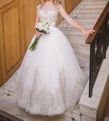 Svadobné šaty pre kráľovnú večera, 36