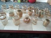 Ručně vyráběné vázy,