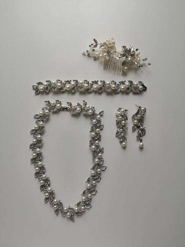 Svatební set šperků - Obrázek č. 1