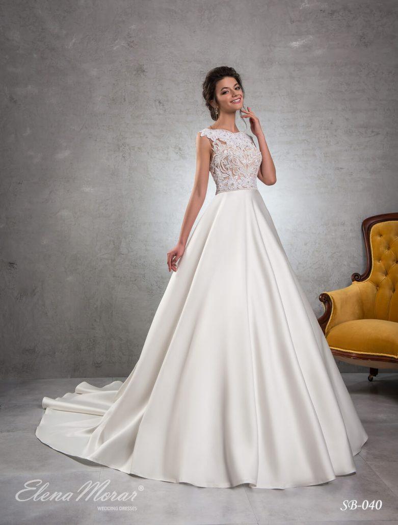 Predám svadobné šaty - Obrázok č. 1