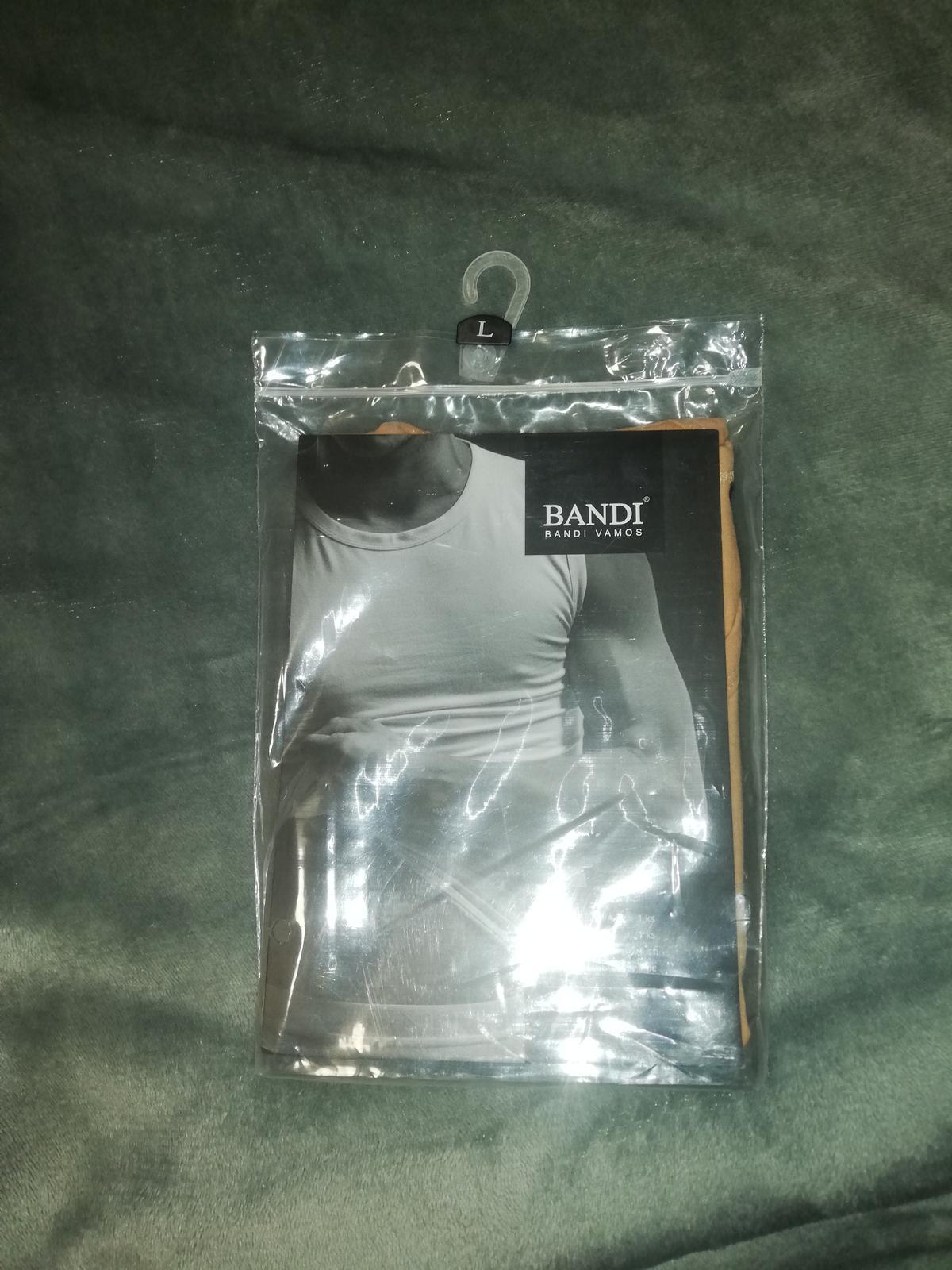 Pánský nátělník BANDI - Obrázek č. 1