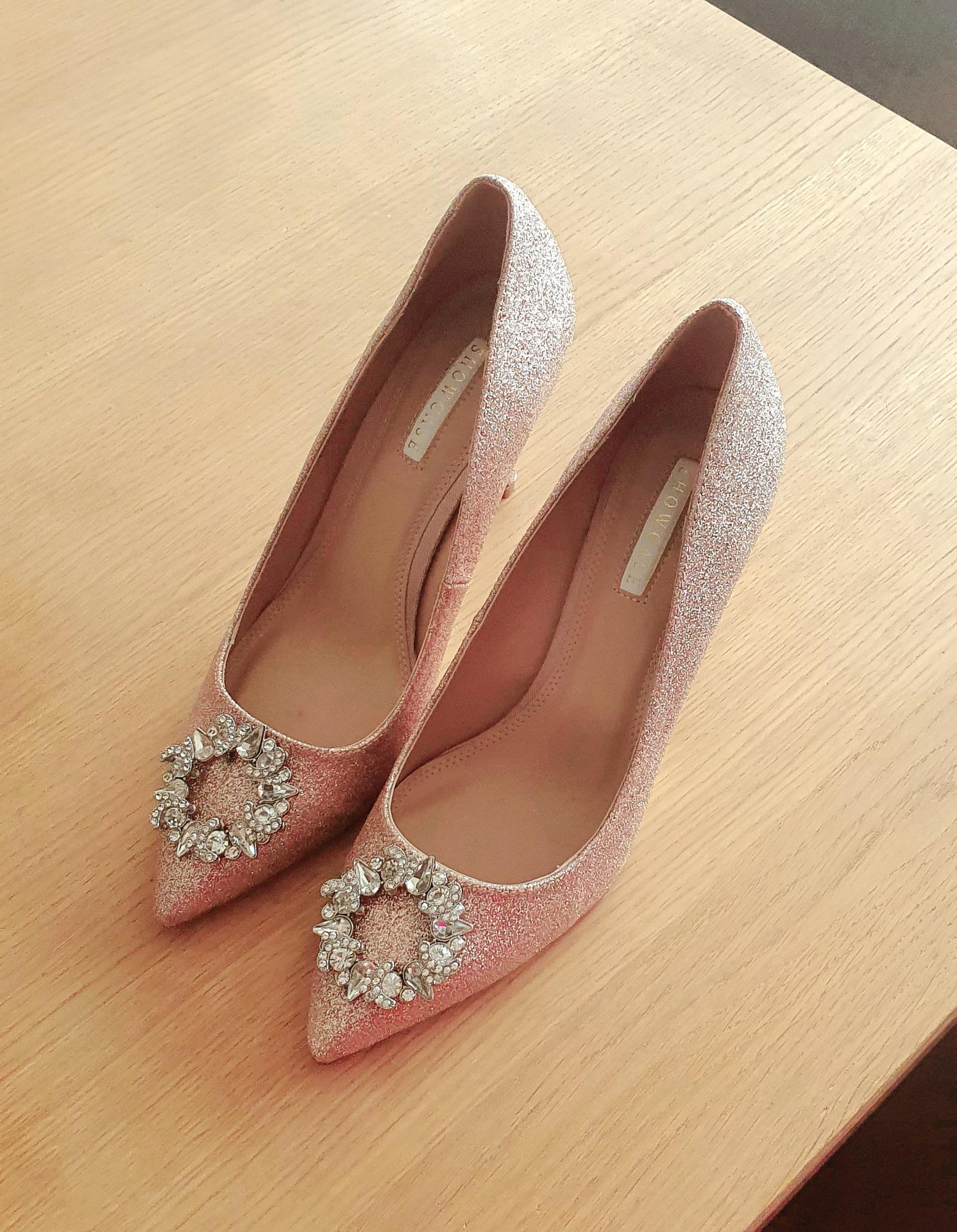Wedding look - Svatební střevíčky 💖