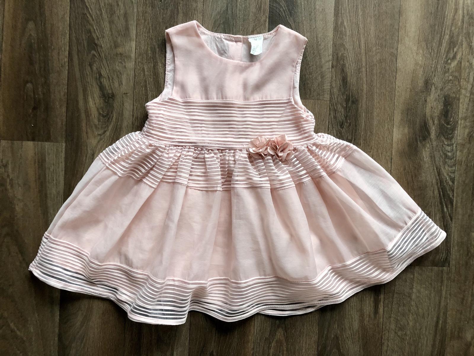Šaty pro družičku vel. 80 (H&M) - Obrázek č. 1