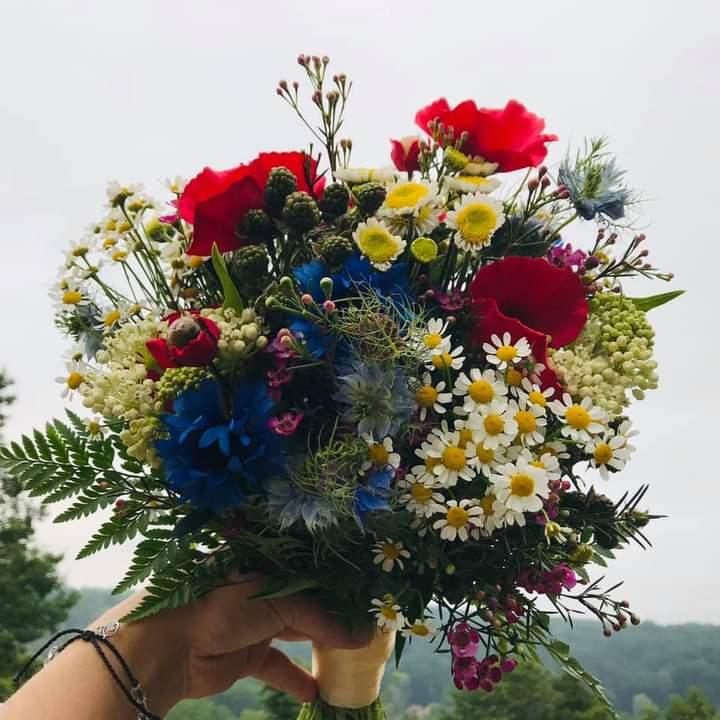 Folklorní styl svatby