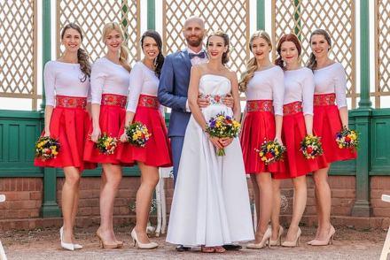 Folklorní styl svatby - Obrázek č. 5