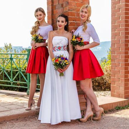 Folklorní styl svatby - Obrázek č. 6