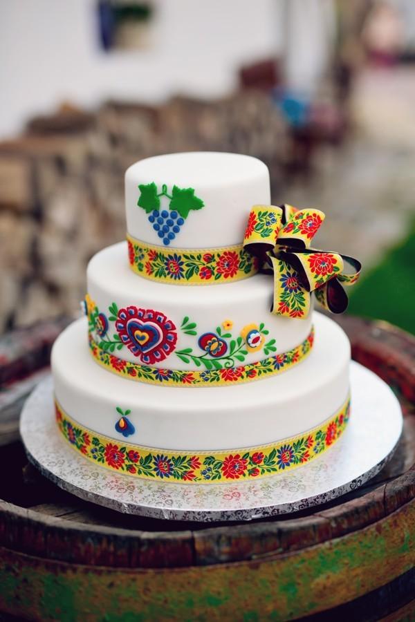 Folklorní styl svatby - Obrázek č. 7