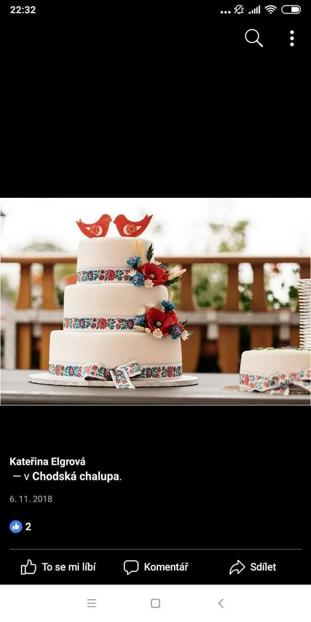 Folklorní styl svatby - Obrázek č. 15