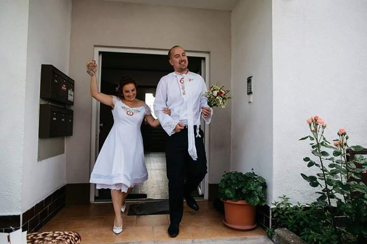 Folklorní styl svatby - Obrázek č. 22