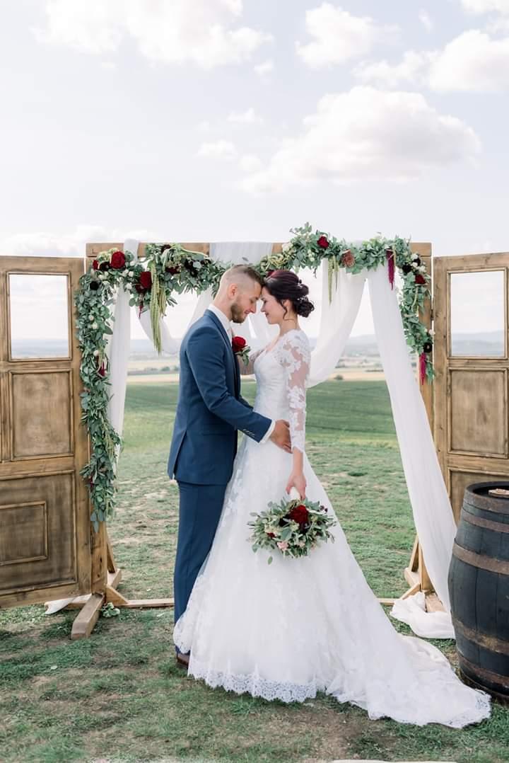 Folklorní styl svatby - Obrázek č. 38