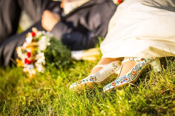 Folklorní styl svatby - Obrázek č. 63