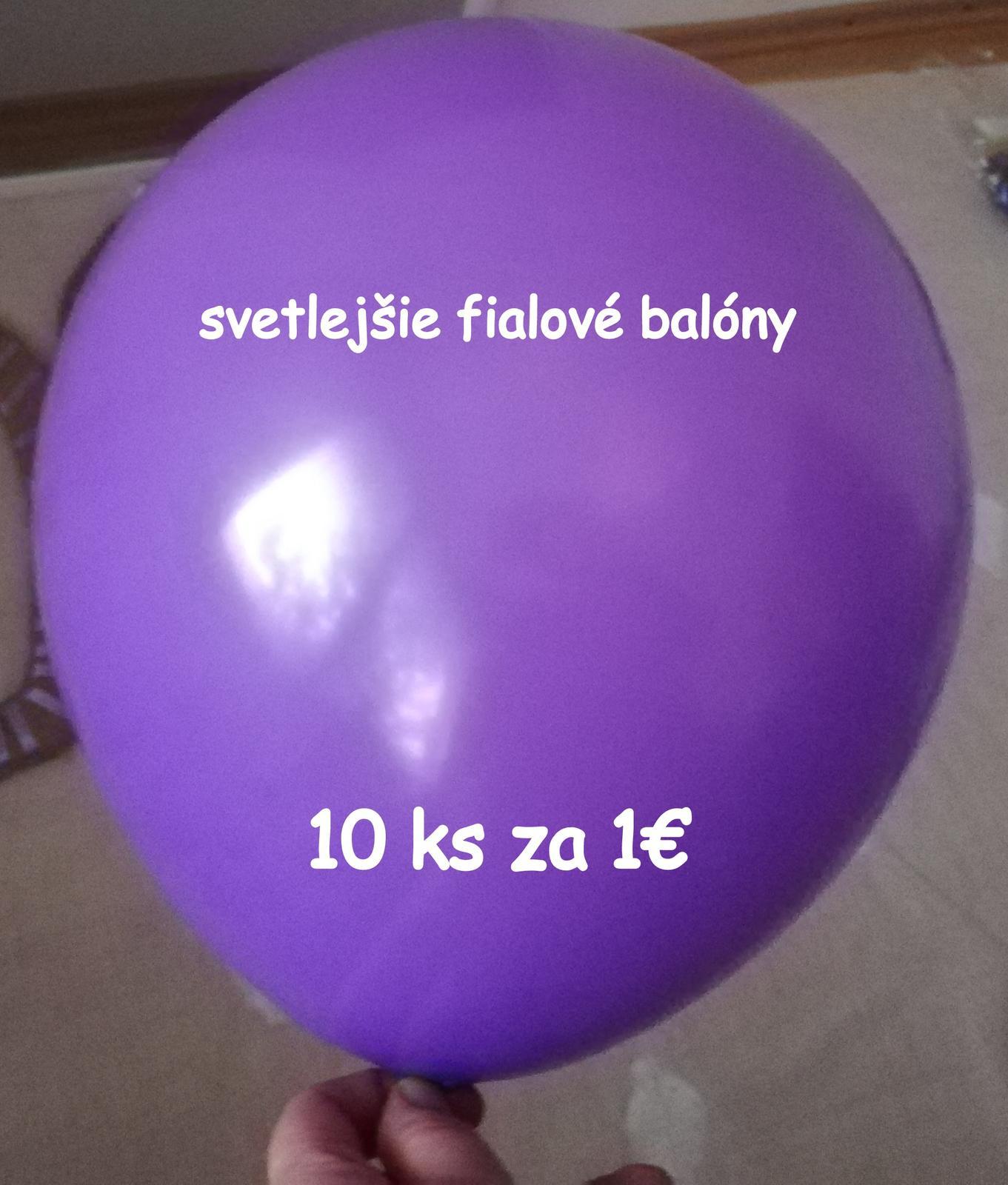 fialové balóny - Obrázok č. 1