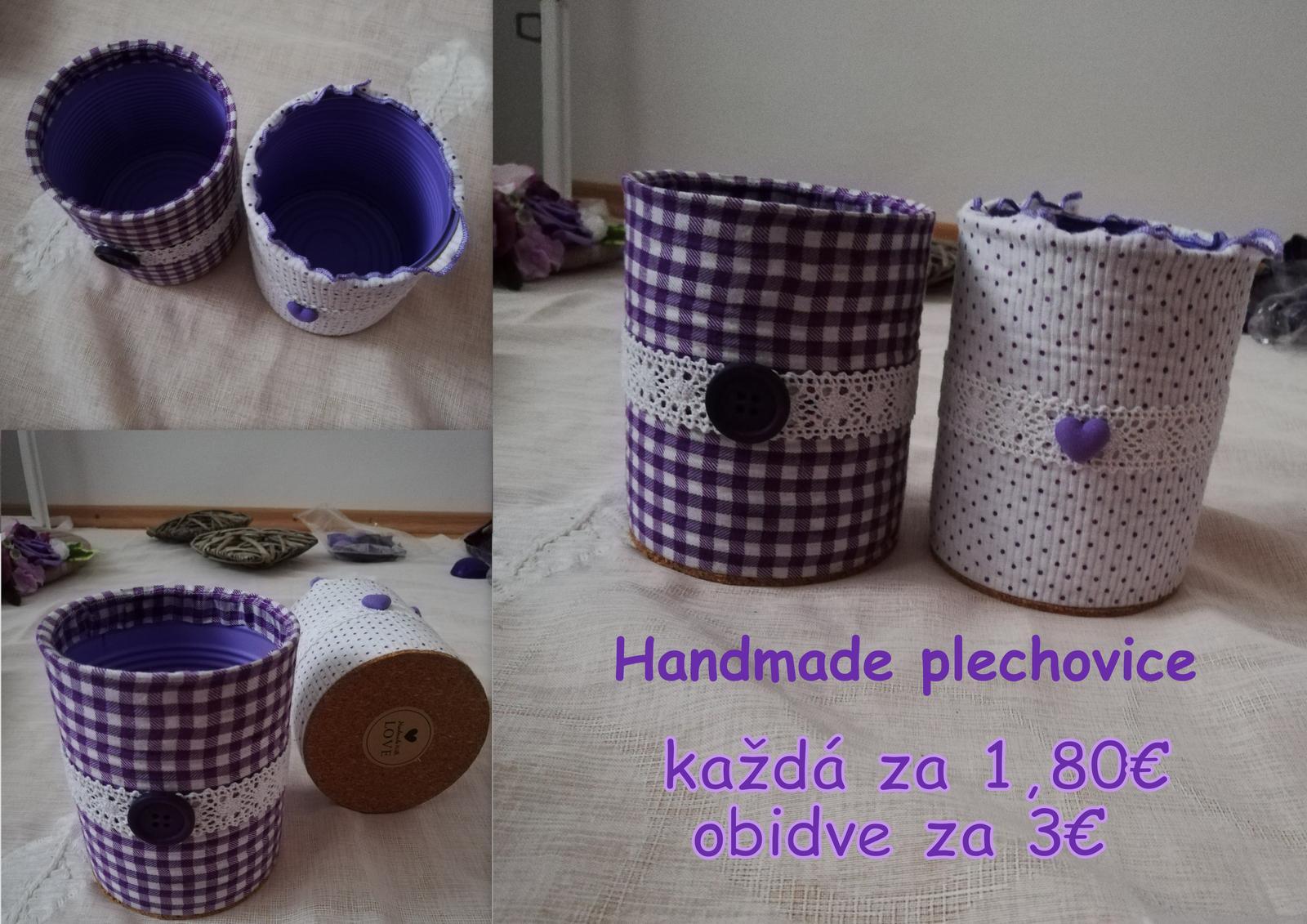 Handmade plechovka - Obrázok č. 1