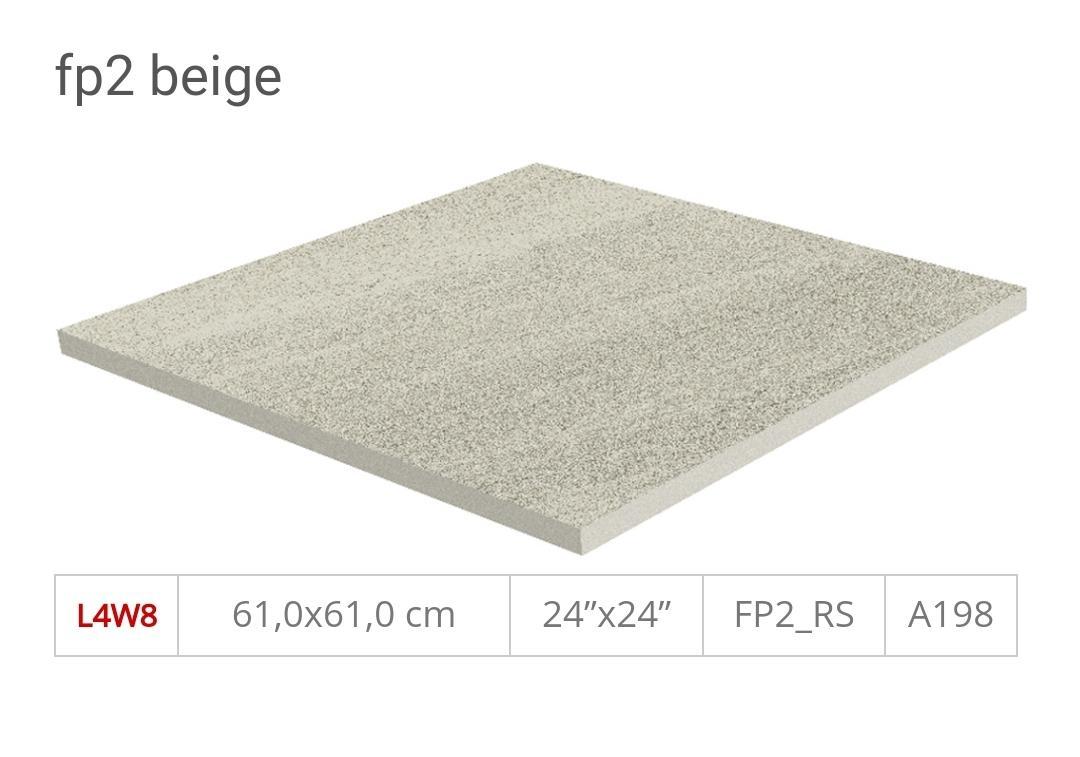 """Predaj - talianska gresová dlažba 61x61x2 cm """"TUSCANIA LIMESTONE"""" - Obrázok č. 1"""