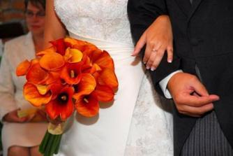 kytice pro nevěstu..