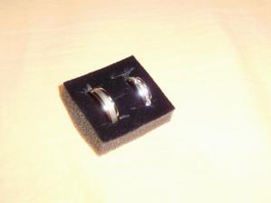 detail snubních prstýnků