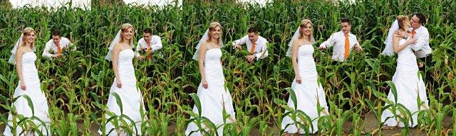 lov nevěsty :)