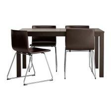 Stůl a židle, na obrázku vypadají krásně, uvidíme, co v reálu