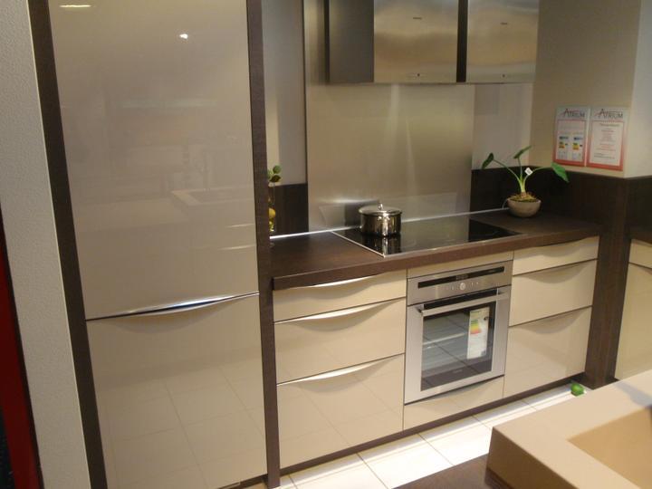 Moje představa o kuchyni - tahle bude vypadat naše kuchyň:-)