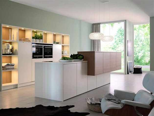 Moje představa o kuchyni - Tyhle světla by se mi líbily nad kuchyňský stůl:-)
