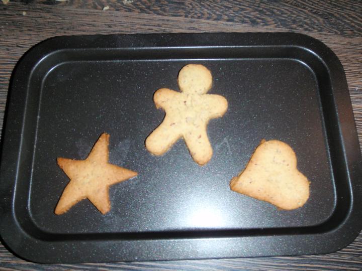 Vánoční:-) - cukroví mojí malé pomocnice:-)