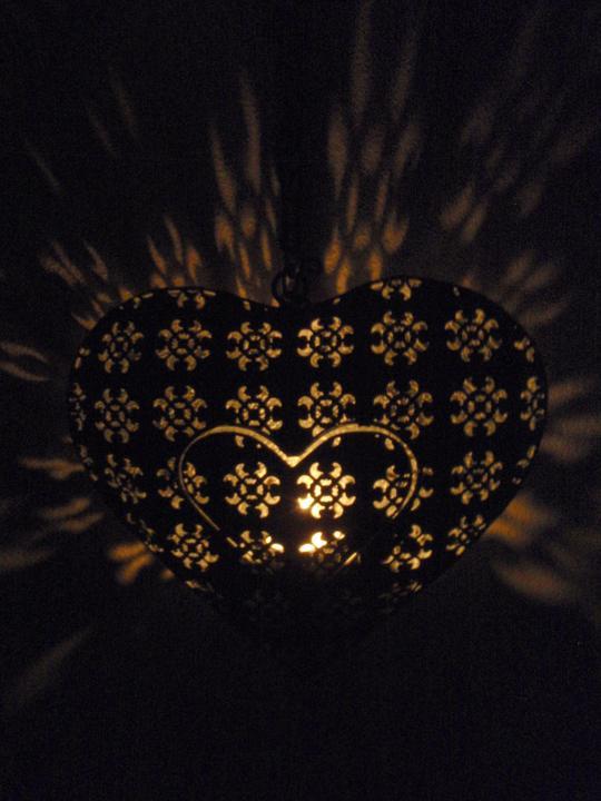 Vánoční:-) - svítí krásně:-)