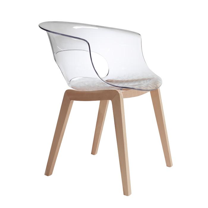 Moje představa o kuchyni - a nebo kombinovat židle s křesílky :-)